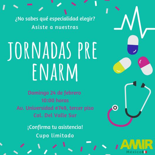 Jornadas PreENARM