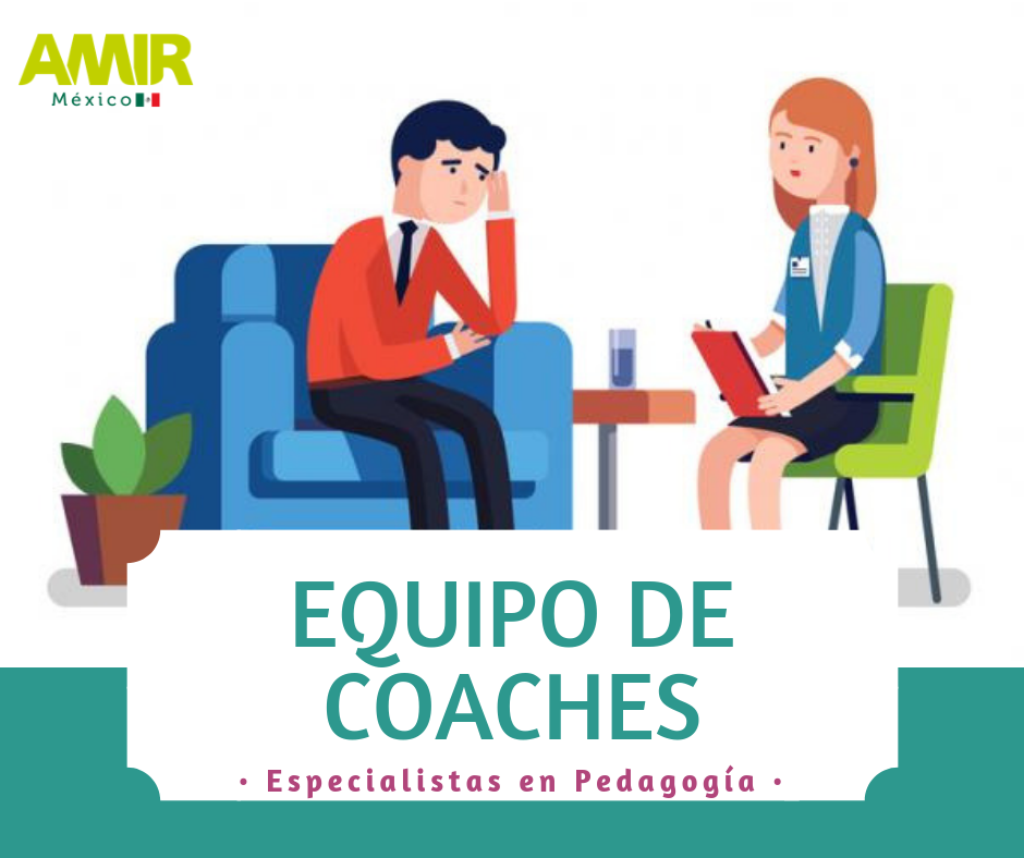Coaches Seguimiento Individualizado - Academia Amir Mexico